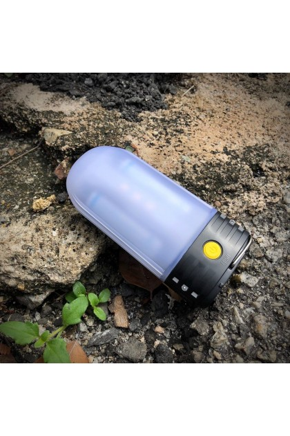 Nitecore LR50 Camping Lantern + Power Bank + Battery Charger
