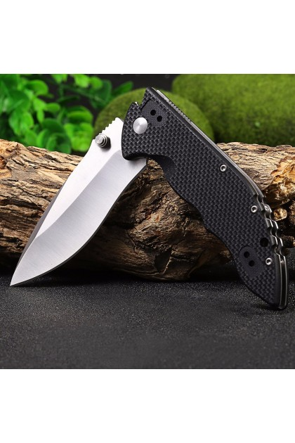 Sanrenmu 9054 SUC-GH Stainless Steel Folding Knife/Knives