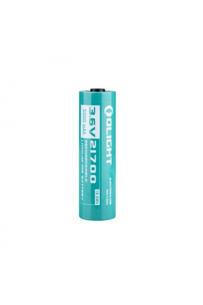 Olight ORB-217C50 Customized 21700 5000mAh Rechargeable Battery