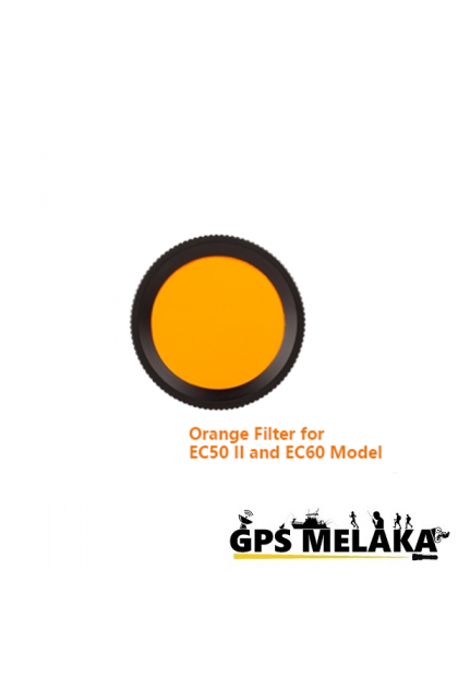 Acebeam FR30 Orange Color Filter for EC50 Gen II, EC60 and L16