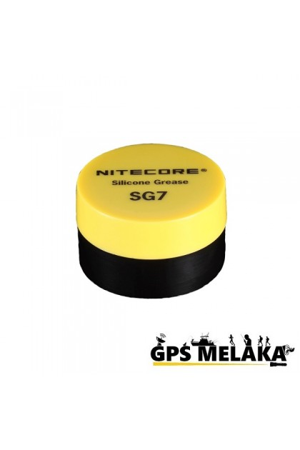Nitecore SG7 Silicon Grease for Flashlights Service and Maintenance