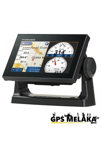 Furuno GP-1871F GPS/WAAS Chart Plotter with built-in CHIRP FISH FINDER