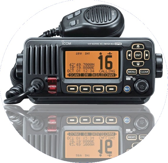 Marine Radio/Walkie Talkie