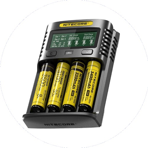 Batteries/Charger